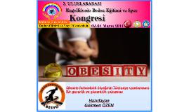 Obezite farkındalık ölçeğinin Türkçeye uyarlanması: Bir geçe