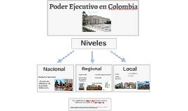 Estructura básica del Estado y Ramas del Poder en Colombia
