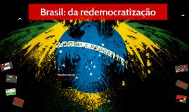 Brasil: redemocratização