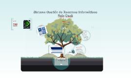 Sistema Gestión de Recursos Informáticos Help Desk