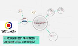 LOS RECURSOS FÍSICOS Y FINANCIEROS DE LA
