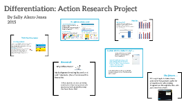 Differentiation: Action Research Project