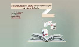 Copy of Universalização do ensino nas diferentes etapas da educação