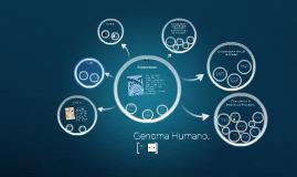 Genoma Humano...