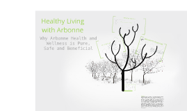 Healthy Living With Arbonne