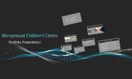 Merrymount Children's Centre