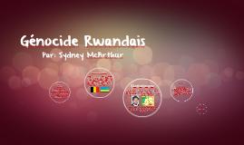 Génocide Rwandan