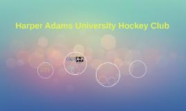 Harper Adams University Hockey Club