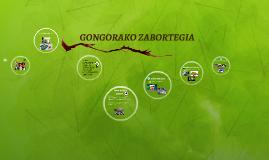 GÓNGORAKO ZABORTEGIA