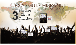 TGHD Missions Top Givers