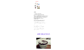 Copy of souffle of chocolate
