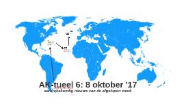 6 AK-tueel 8 oktober 2017