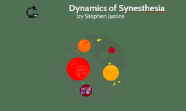 Dynamics of Synesthesia