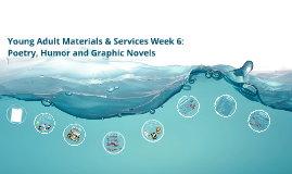 Winter 2016 Week 6 YA Materials & Services: Poetry Humor and Graphic Novels