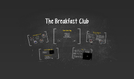 SPEE430 Final - Breakfast Club