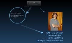 Gastón Calvo