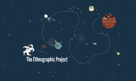 Ethnographic Portfolio