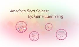 American Born Chinese Presentation