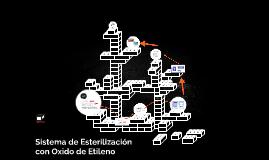 Sistema de Esterilización con Oxido de Etileno