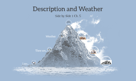Description and Weather