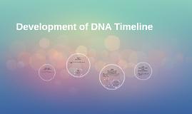 Development of DNA Timeline