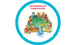 Copy of INSTRUMENTOS DE PLANIFICACION