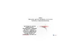 """""""ACTIVIDAD DE GESTIÓN ADMINISTRATIVA, ORGANIZACIÓN Y ATENCIÓ"""