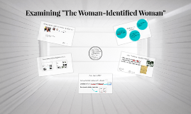 "Examining ""The Woman-Identified Woman"""