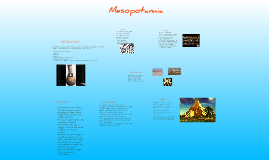 Copy of Mesopotamia