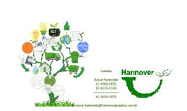 Apresentação Hannover Projetos 2014