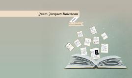 Jean-Jackques Rousseau