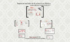 Copy of Impactos sociales de la minería en México