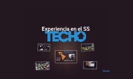 Experiencia en el SS Ibero - TECHO