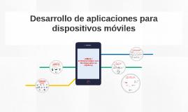 Desarrollo de aplicaciones para