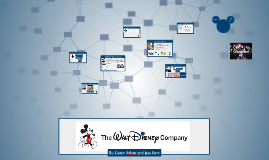Copy of The Social Media Behind The Walt Disney Company