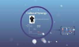 Cultural Synergy