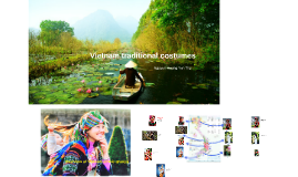 Vietnam traditional costumes