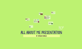 All About Me Presentation