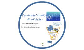 Demanda Quimica de oxígeno