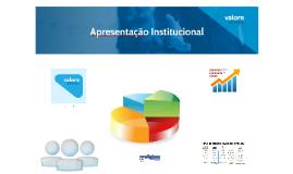 Apresentação Institucional Valuation - Valore Brasil jan15