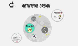 ARTIFICIAL ORGAN