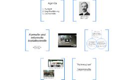 formelle und informelle Sozialkontrolle
