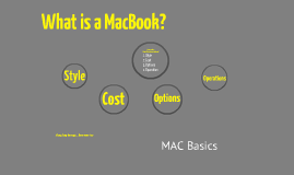 Mac Basics: Mac vs PC