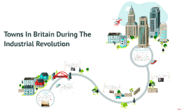 Towns In Britain During The Industrial Revolution