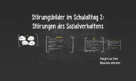 Copy of Psychologie Referat: Störung des Sozialverhaltens