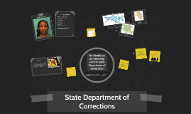 State Department of Corrections