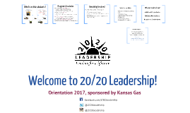 20/20 Leadership Overview