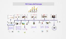 Copy of LINEA DEL TIEMPO SOBRE MI VIDA