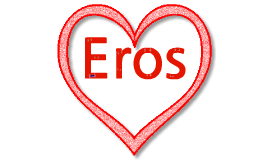 Eros-  God of Love and Passion