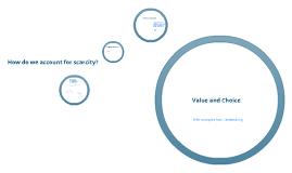 Value/Choice